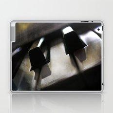 off key. Laptop & iPad Skin