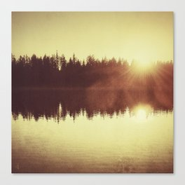 Evening Still Canvas Print