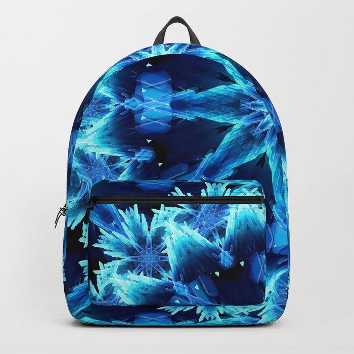 Crystal Light Mandala Backpack