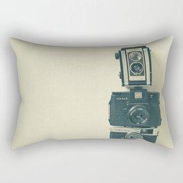 Camera Love Rectangular Pillow