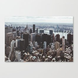 Empire II Canvas Print