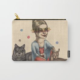 My little circus Carry-All Pouch