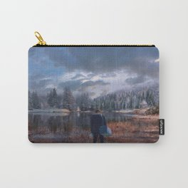 The coming of the dawn Carry-All Pouch