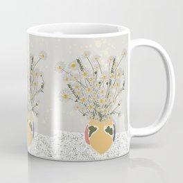 on the  marble Coffee Mug