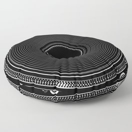 DJ TURNTABLE - Technics Floor Pillow
