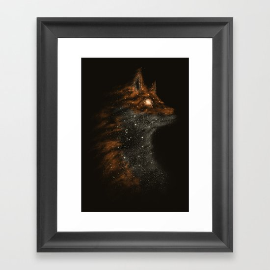 StarFox Framed Art Print