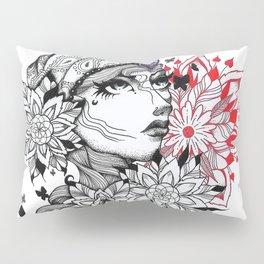Flower of Life Gypsy Pillow Sham