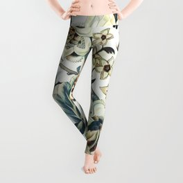Waning Colors Leggings