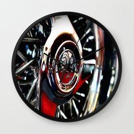 rim Wall Clock