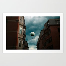 Ballo0n. Art Print