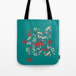 Guelder rose Tote Bag
