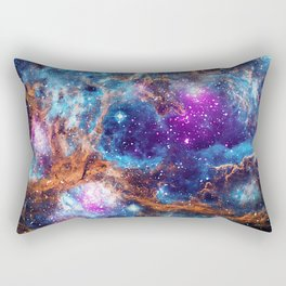 Lobster Nebula Rectangular Pillow