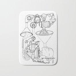 Pampludex #1 Bath Mat