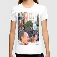 it crowd T-shirts featuring Crowd  by osile ignacio