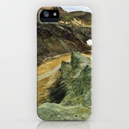 Icelandic Landscape iPhone Case