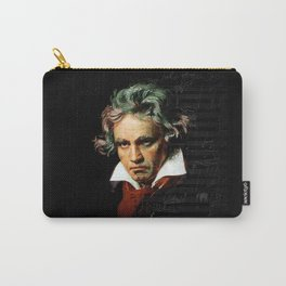 Beethoven - Music Demon Carry-All Pouch