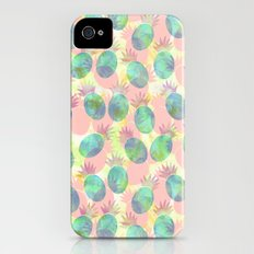 Pineapple Party Slim Case iPhone (4, 4s)