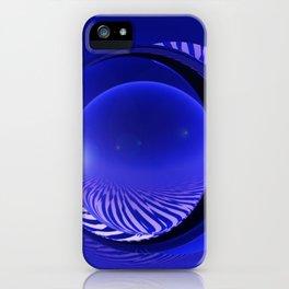 Spheres, No. 4 iPhone Case