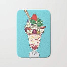 Strawberry Sundae Bath Mat