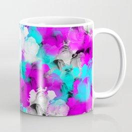 A Pretty Bed of Rose Petals Coffee Mug