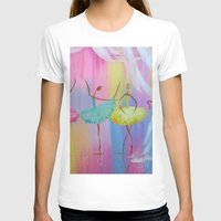 ballerina T-shirts featuring ballerina by OLHADARCHUK