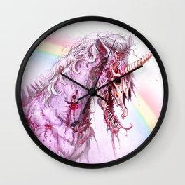 ZOMBICORN Wall Clock