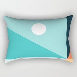 Geometric 1710 Rectangular Pillow