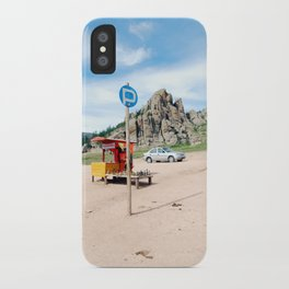 Mongolia1 iPhone Case
