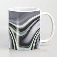 vertigo Mugs featuring Vertigo by Dorothy Pinder