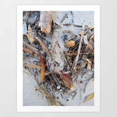 Salvage What You Need Art Print