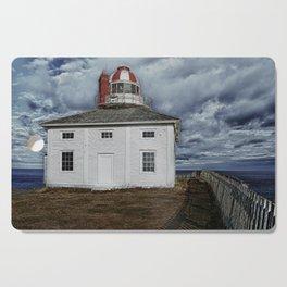 Lighthouse in Newfoundland, Canada Cutting Board