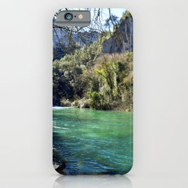 Photo 99 France River iPhone Case