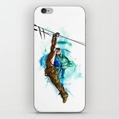 FURY OF ROAD iPhone & iPod Skin