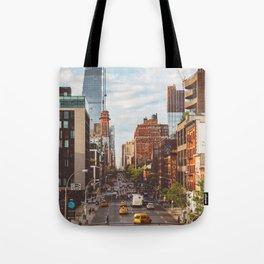 Highline View Tote Bag
