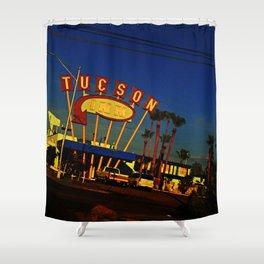 Tucson, AZ Shower Curtain