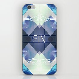 _FIN iPhone Skin