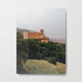 Heidelberg Castle, Germany. Metal Print