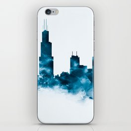 Chicago Skyline iPhone Skin