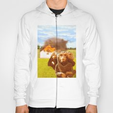 Monkeys Make Bad Pets. Hoody