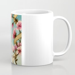 The Exploitation of Butterfly Coffee Mug
