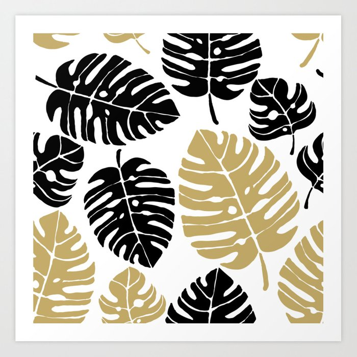 Geometric Pattern 10 Art Print