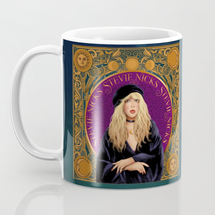 Stevie Nicks Tarot The High Priestess Coffee Mug