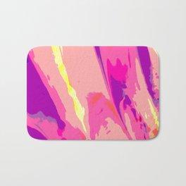 Explosive Abstraction Bath Mat