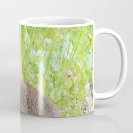 wild rabbit Coffee Mug