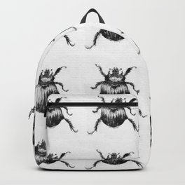 full of dung beetles Backpack