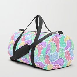 Good Lil' Ghost Gang in Bright Colors Duffle Bag