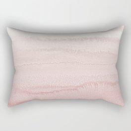 WITHIN THE TIDES - BALLERINA BLUSH Rectangular Pillow