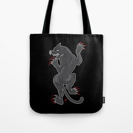 PP (Panther Power) Tote Bag