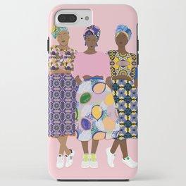 GIRLZ BAND iPhone Case