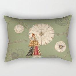 Mr Astroman Rectangular Pillow